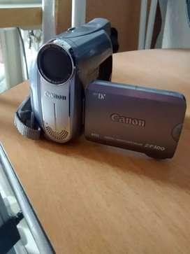 Video camara Canon zr500