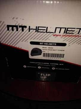 Se vende casco nuevo MT