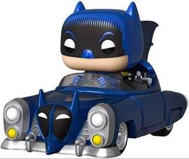 Funko Pop. Batman 80th - 1950 Batmobile Azul
