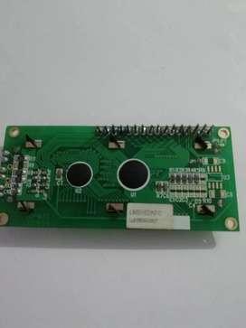 Display monocromo grafico alfanumerico Model. TOPWAY LMB162A