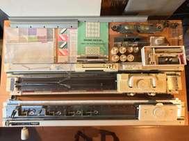 Maquina de Tejer Silver Reed Sk280
