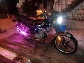 Moto shineray xy al dia