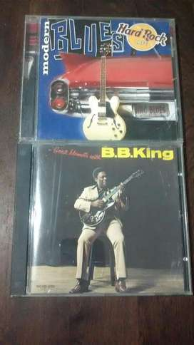 Cd de Blues