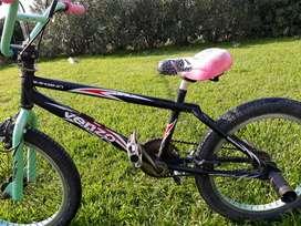 BMX Venzo Inferno rodado 20, usada.