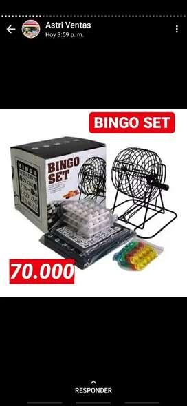 Bingo balotera