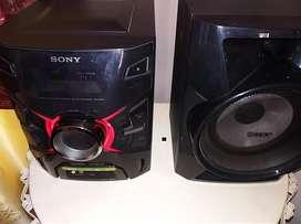 Equipo de Sonido Sony Barato