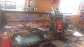 De oportunidad vendo panadería