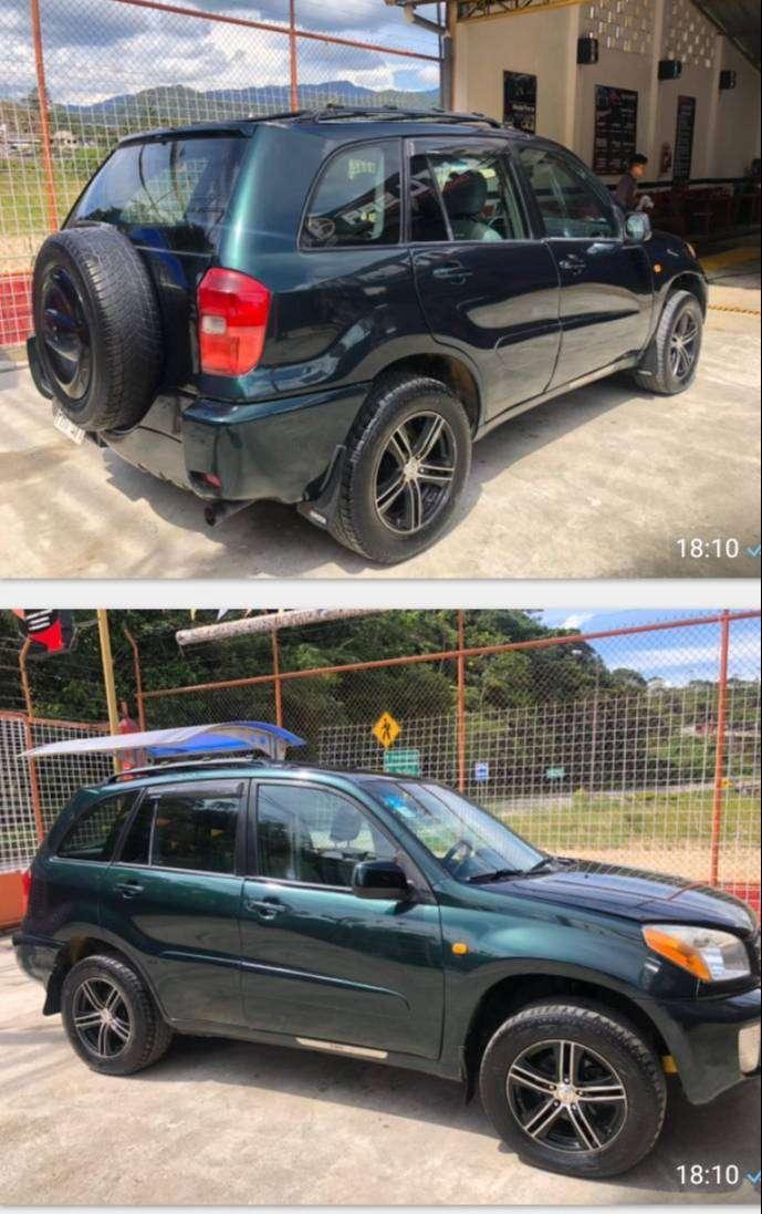De oportunidad se vende vehículo Toyota RAV4