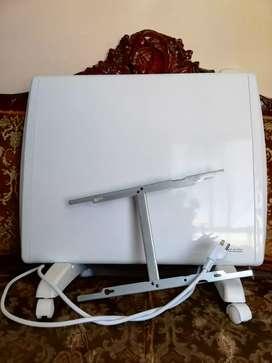 Calefactor Eléctrico Pared y Portátil 1000W 110V  RECCO