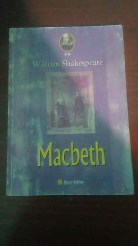 """""""Macbeth"""" William shakespeare buro editor 1999"""