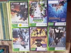 juegos xbox 360-TITANFALL-DESTINY-BATTLEFIELD 4
