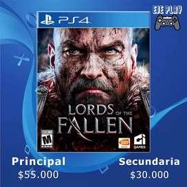 Lords Fallen