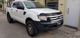 FORD RANGER XL SAFETY 4*2 COLOR BLANCO