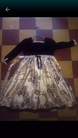 Hermosos vestidos talla 8/10 para niña de 4 a 5 años