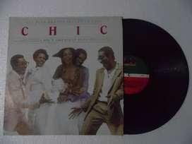 Chic – Les Plus Grands Succes De Chic Greatest Hit. Lp. Vin