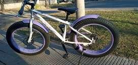 Bicicleta SBK FAT ROD.20 COMO NUEVA