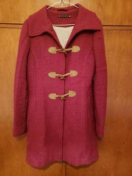 Vendo abrigo mujer tipo Montgomery -  excelente estado