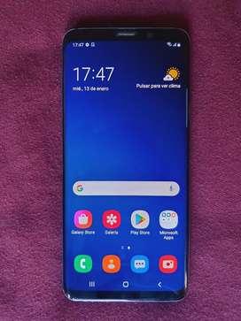 Samsung Galaxy S9+ de 64gb Azul