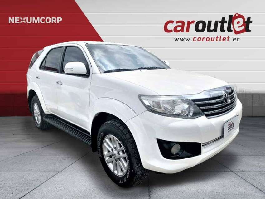 Toyota Fortuner TA Auto CarOutlet Nexumcorp