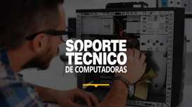 SOPORTE TECNICO COMPUTADORAS