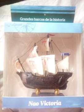 Nao Victoria - Colección GRANDES BARCOS DE LA HISTORIA
