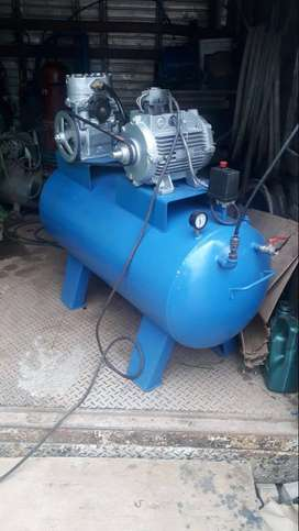 Compresor de Aire Trifásico