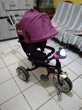 Triciclo Ebaby