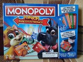 Monopoly JUNIOR BANCO ELECTRONICO