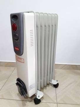 Calentador de ambiente - calefacción marca Garrity Heating