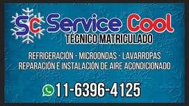 MICROONDAS SERVICIO TECNICO INTEGRAL MATRICULADO