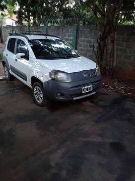 Fiat Uno se va! Orden de vender.