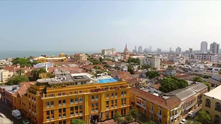 Alquiler de Drone, Cartagena, servicio de video y fotografia aereas filmacion grabacion 0