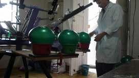 maquina para estampar globos