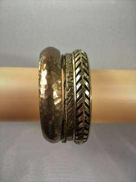 Set de pulseras Isadora