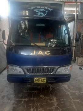 Vendo Camioncito JAC  Furgon Diesel USS9,000 Negociable