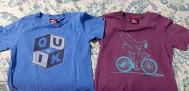 Tshirts Quicksilver