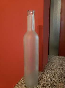 Botella Burdeo 500 Pavonada Boca Baroza