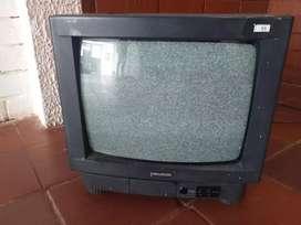 Tv barrigón pequeño