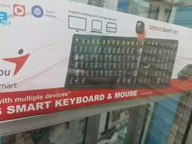 combo wireless  teclado y mouse