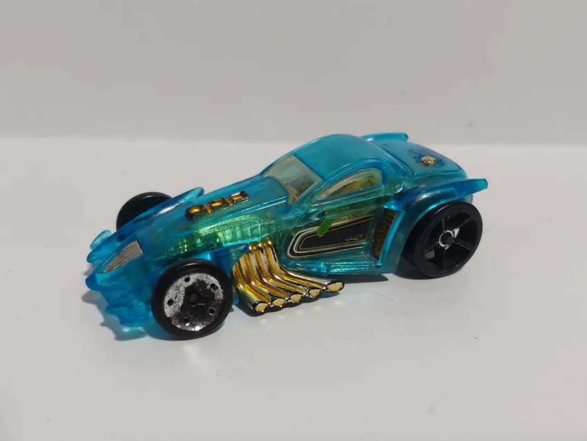 HOT WHEELS (BURL-ESQUE) 0