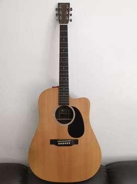Guitarra electroacústica Martín dcx1ae