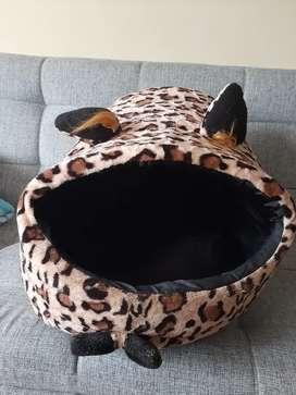 Cama para perro o gato