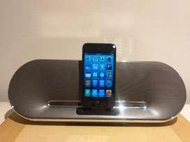 Ipod Touch 4 Generacion 32 Gb +parlante  de mesa Philips original + Cables
