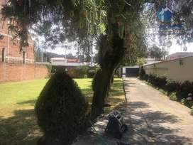 Terreno en Venta en Cuenca sector Cazhapata / Puertas del Sol