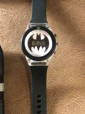 Reloj batman Dcomics