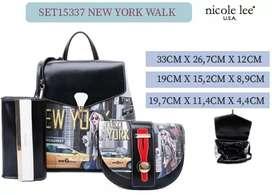 Bolsos originales Nicole Lee