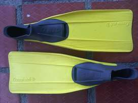 Aletas para natación Cressi Clio (35-36)