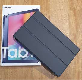 "Samsung Galaxy Tab A (10.1"", 32GB, Wi-Fi, 2019. Incluye Covertor Pro Case.) Negro Grafito. )"