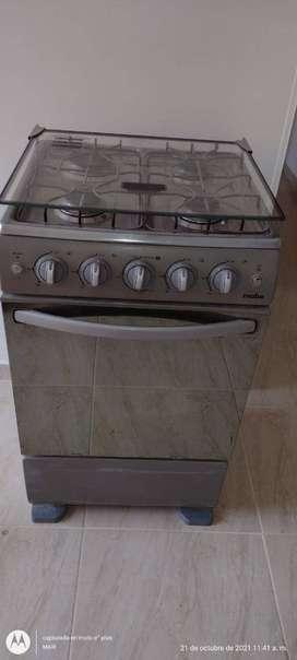 Sevende estufa de gas HACEB con horno
