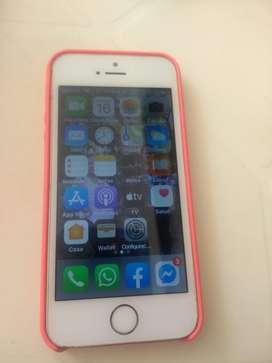 Vendo iphoneSE
